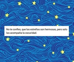 beautiful, estrellas, and frases image