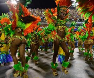 brazil, carnival, and samba image