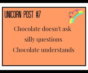 chocolate, colors, and funny image