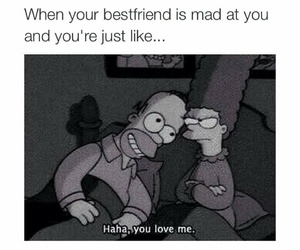 funny and ​bestfriend image