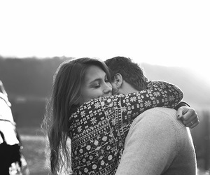 b&w, black and white, and boyfriend image