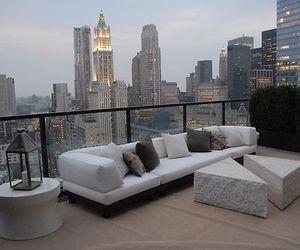 new york, city, and luxury image