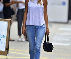 style, jeans, and outfit image