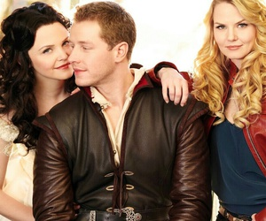 once upon a time, snow white, and charming image