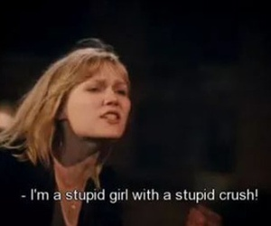 crush, girl, and quotes image