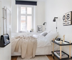 bedroom, house, and cosy image