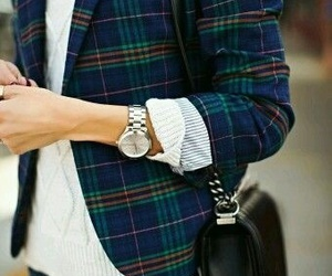 fashion, classy, and preppy image