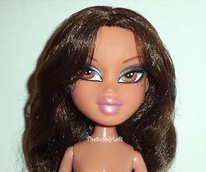 craft supplies, doll, and Yasmin image