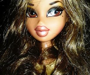 doll, bratz, and girls image