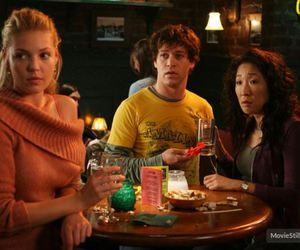 actors, bar, and cool image