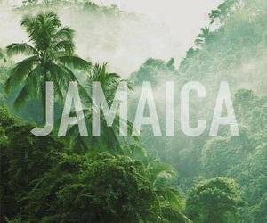 jamaica, green, and weed image