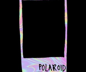 png, polaroid, and overlay image