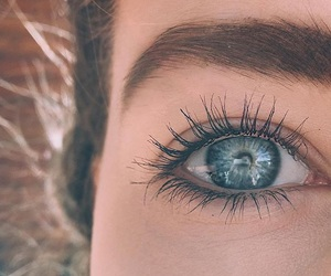 eyes, beauty, and blue image