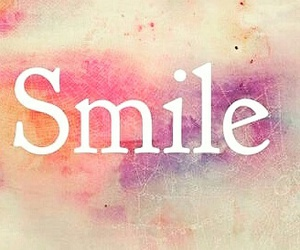 smile, quotes, and vintage image