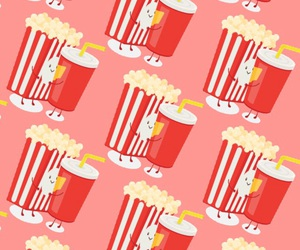 pattern, pop, and popcorn image