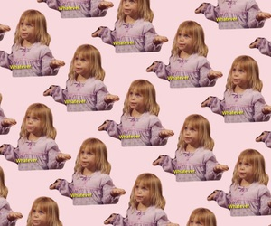 full house, olsen twins, and pattern image