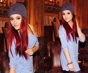 ariana grande, beautiful, and ariana image