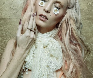 alternative, beauty, and pink image