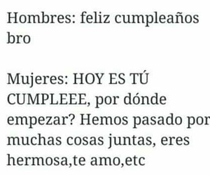 frases, hombres, and feliz cumpleanos image