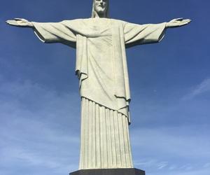 cristo redentor, rio de janeiro, and corcovado image
