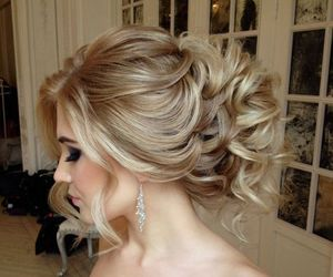 fashion, hair style, and hairstyles image