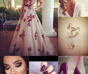 dresses, look, and looks image
