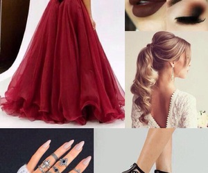 look, dress, and perfect image