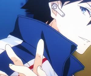 anime, fujiwara takeru, and anime boy image
