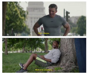 30 rock, tumblr, and captain america image