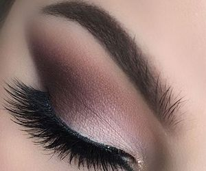 makeup, cute, and wow image