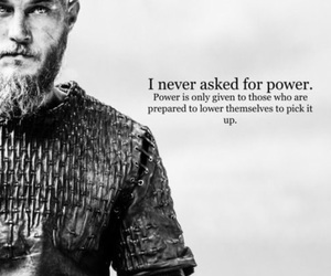 vikings, quotes, and ragnar image