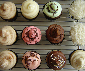 cupcakes and cute image