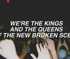 5sos, grunge, and kings image