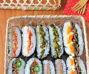 cuisine, food, and japanese image