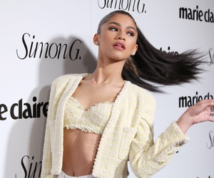 zendaya, beauty, and slay image