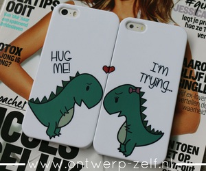 hug me, phone cover, and phone cases image