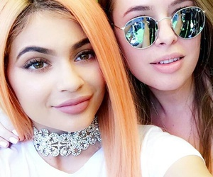 kylie jenner, coachella, and tanya burr image
