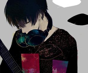 anime, boy, and cool image