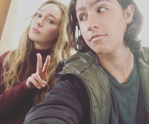 alicia clark, fear the walking dead, and ftwd image