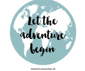 adventure, discover, and earth image
