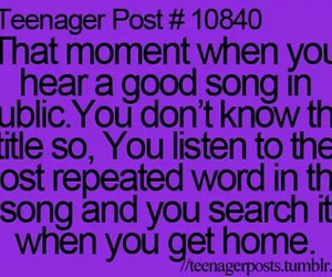 song, funny, and teenager post image