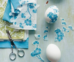 easter, diy, and egg image