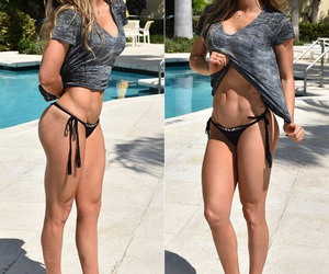 fit, sport, and fitness image