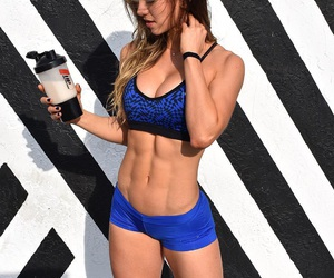 fit, sport, and crossfit image