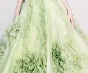 ball gown, gowns, and haute couture image