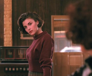 Twin Peaks and Audrey Horne image