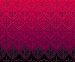 pink, pattern, and wallpaper image