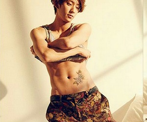 k-pop, chansik, and sexy image