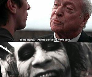 batman, joker, and book image