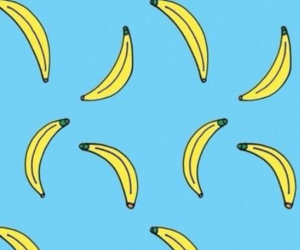 banana, wallpaper, and фон image
